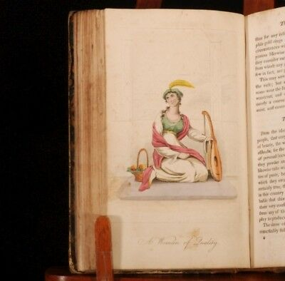 1817 Algiers Barbary States G.A. Jackson First Illus