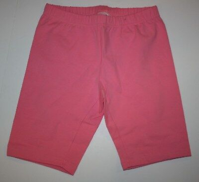 NEW Hanna Andersson Light Pink Bike Biker Shorts Size 140 CM 10 Year NWT Girls