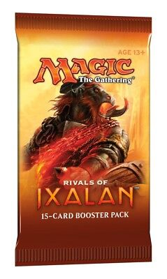 Rivals of Ixalan 1 Booster Pack - MTG