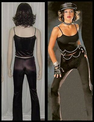 Lot of 10 Dance Costumes Chain Link Pants and Top Clearance 6-CM,1-CL,2-AS,1-AL