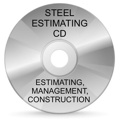 Steel Estimating Cd - Estimating, Management, Construction
