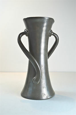 Original Arts and Crafts Liberty pewter Tudric vase circa.1910