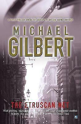 The Etruscan Net (Inspector Hazlerigg) by Gilbert, Michael | Paperback Book | 97