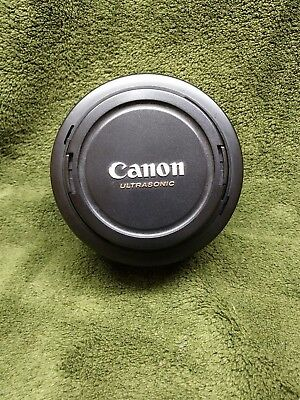 Canon Lens Ef 50mm 1:1.2 L Usm Ultrasonic ~NO RESERVE~