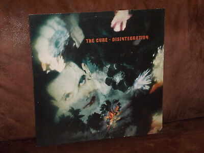 Vinyl-LP: THE CURE - Disintegration (1989) [Incl. Lullaby, Love Song]
