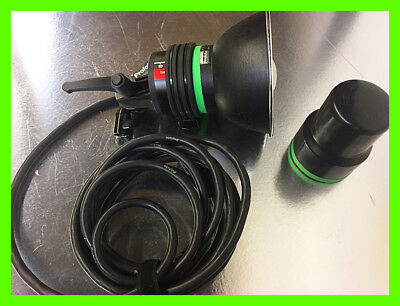 Profoto Acute 2 D4 Flash Strobe Head with Reflector - TESTED #1