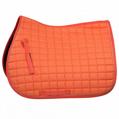 Horze All Purpose Saddle Pad Seasonal Colors for Casual Riding and Schooling