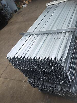 Premium Galvanized  Star Pickets/Steel Fence Post 1.50m Length ,just $6.60/each