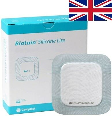 Biatain Silicone LITE Dressings   Choose Sizes & Quantity   TRUSTED UK SUPPLIER