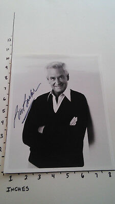 Hand Signed Autograph Bob Barker The Price is Right Host