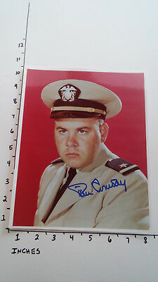 Hand Signed Autograph Tim Conway Actor Comedian McHale's Navy