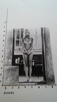 Hand Signed Autograph Goldie Hawn B&W Sexy Photo