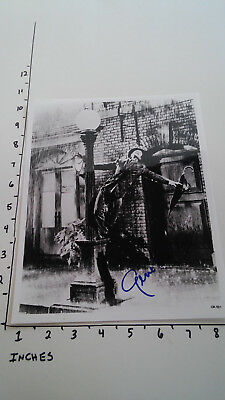 Hand Signed Autograph Gene Kelly Singing in the Rain