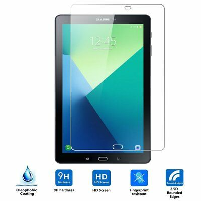 "Genuine Tempered Glass For New Samsung Galaxy Tab A6 7"" 10.1"" A 9.7"" Tab E 9.6"""