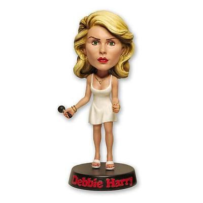 Debbie Harry Blondie Limited Edition 7-Inch Bobble Head - New In Box