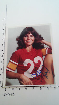 Hand Signed Autograph Sally Field from Flying Nun Gidget Smokey & Bandit young