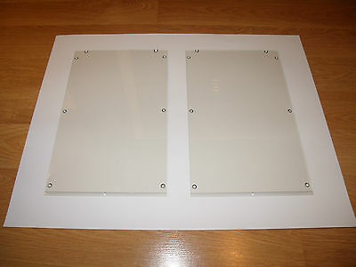Hamms 65 Rippler Clear Panels (Set Of 2) New, Beer, Motion, Parts, They're Back!