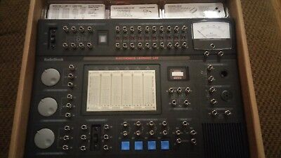 Radio Shack Electronics Learning Lab #28-280 (Complete Course in Electronics)