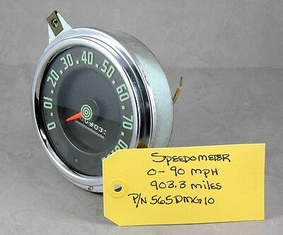 Speedometer Jeep? P/n 565DMG10
