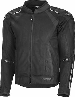 Fly Racing 477-40502X Coolpro Jacket Black 2XL