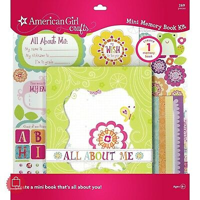 Arts And Crafts For Girls 8 9 10 Year Old Toys Memory Book Diys Teen Stuff Kit