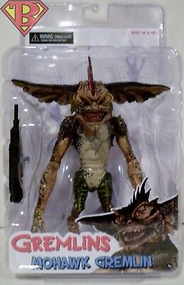"MOHAWK GREMLIN Gremlins 2 The New Batch 7"" inch Scale Movie Figure Neca 2017"