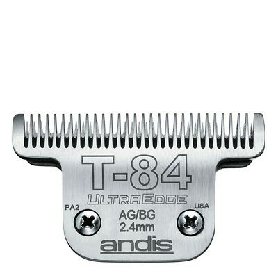 Andis T-84 Clipper Blade Ultra edge T-84 blade for AC22330 Horse Clipper Blade