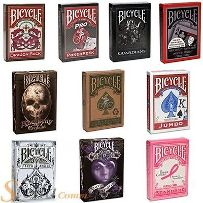 USPCC Bicycle Abeille Hoyle Aristocrat KEM Maverick Poker Magie Cartes À Jouer