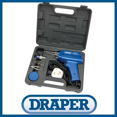 Draper 71420 230V 100W Soldering Gun Kit With 1.2m Cable & Approved Plug