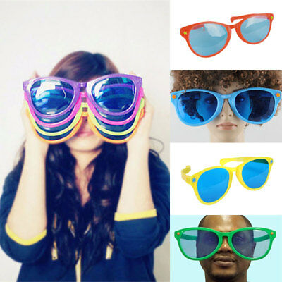 Giant Oversized Large Huge Fancy Dress Joke Costume Wedding Sunglasses
