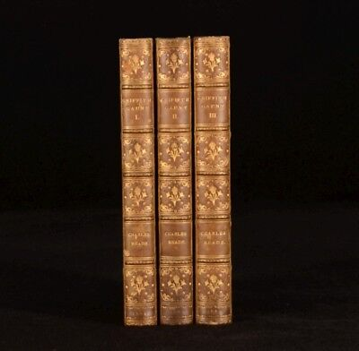 1866 3Vol Griffith Gaunt or Jealousy Charles Reade First edition