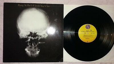 MINISTRY  the mind is a terrible thing to taste  LP  1989