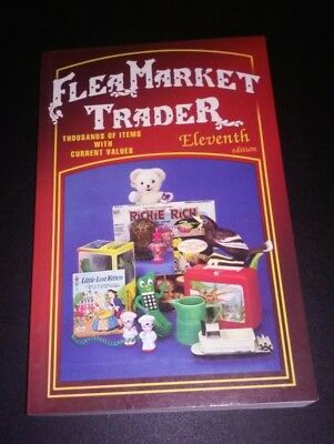 Flea Market Trader Eleventh edition Collector Books 1997 447 pages book new