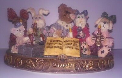 BEARS & HARES BOYDS 1999 limited edition new nos B309 (item#1)