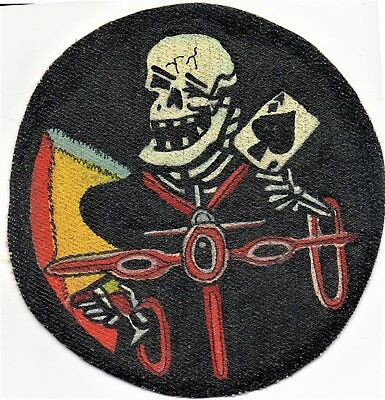 WW II era 359th Fighter Squadron RKO Studio Patch First Version