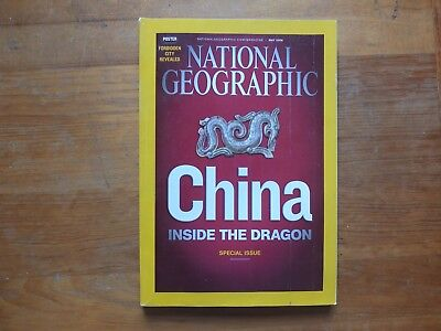National Geographic Magazine. May, 2008.