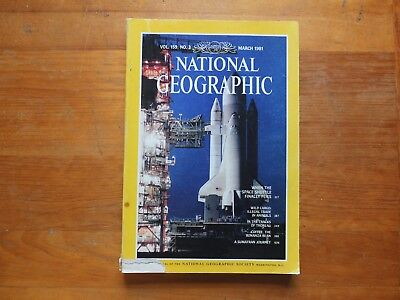 National Geographic Magazine. October 1981
