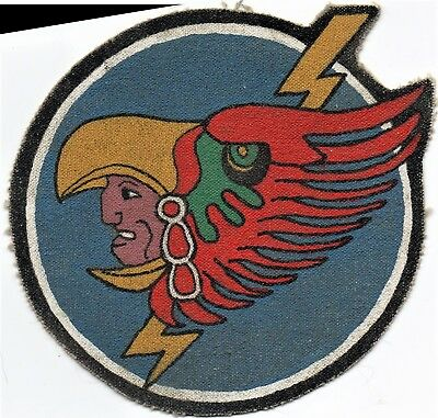 WW II era 374th Fighter Squadron RKO Studio Patch