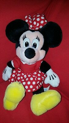 Minnie Mouse Stofftier