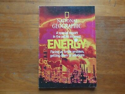 National Geographic Magazine.SPECIAL - ENERGY - FEB 1981