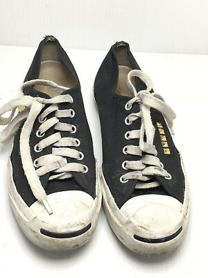 e4e9d69696e CONVERSE JACK PURCELL Helen White Sneakers Womens Size 7 -  16.99 ...