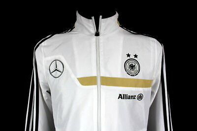 Adidas Germany National Mercedes Benz Track Suit Top 2