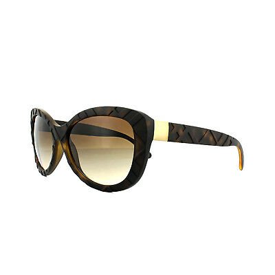 3d1c8dc13e15 BURBERRY SUNGLASSES BE4217 357813 Matte Dark Havana Brown Gradient - EUR 92