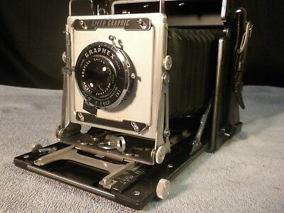 Large/medium Format Graflex Speed Graphic
