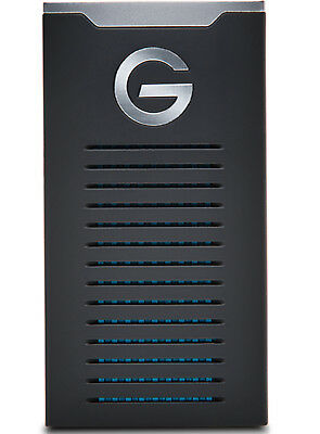 G-Technology G-DRIVE 2TB mobile SSD R-Series Portable Drive