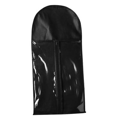Fashion Wig Hair Extension Carrier Storage Case Dust Proof Bag for Hanger