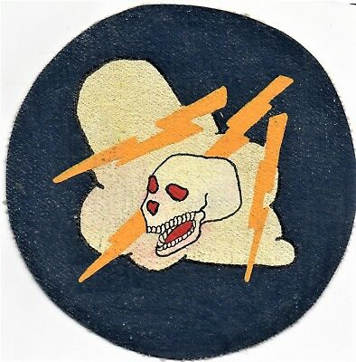WW II era 71st Fighter Squadron RKO Studio Patch