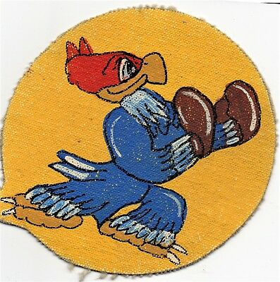 WW II era 334th Fighter Squadron RKO Studio Patch