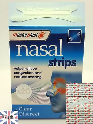 Better Breathe Nasal Strips Nose Reg Large Anti Snoring Aid To Stop Snoring New