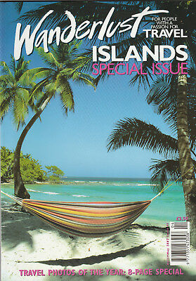 WANDERLUST Magazine April/May 2002 - Islands Special Issue